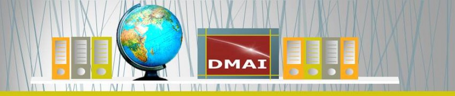 DMAI Is Now Hiring For the Following Positions