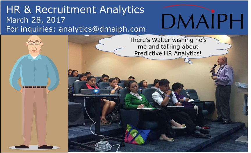 Getting To The Cutting Edge with HR Analytics
