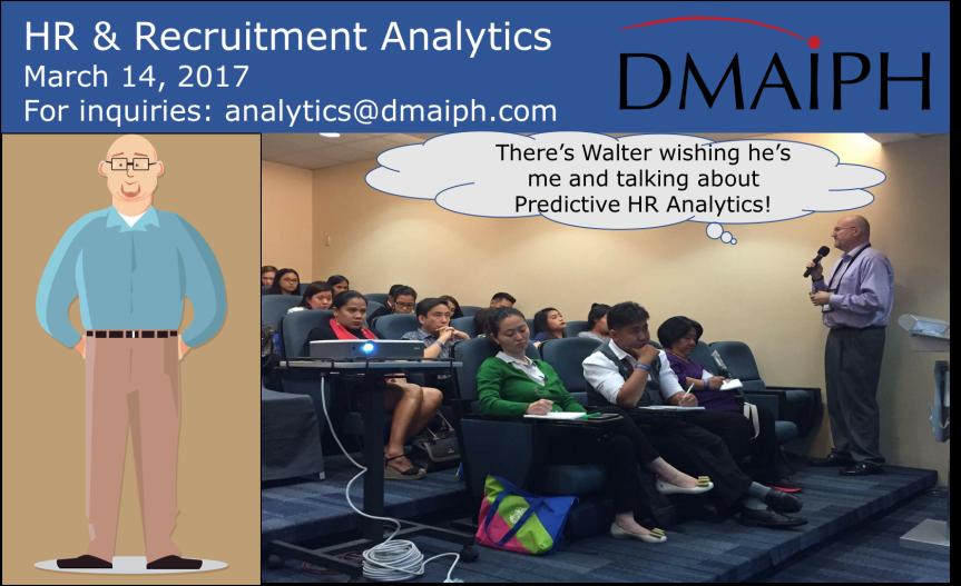 HR & Recruitment Analytics: Win The Talent War (Mar 14 inOrtigas)