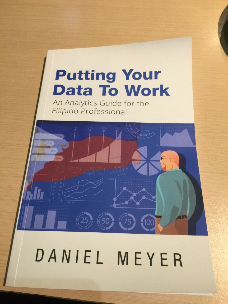 Published! Putting Your Data To Work