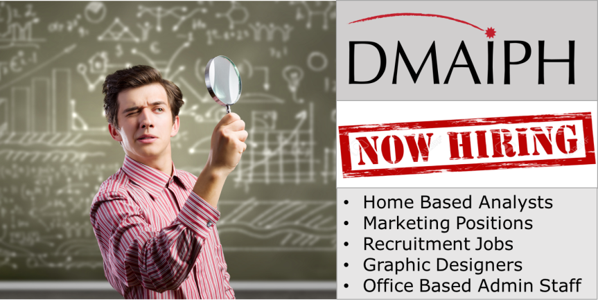 DMAIPH – Junior Marketing Analyst/Administrative Assistant