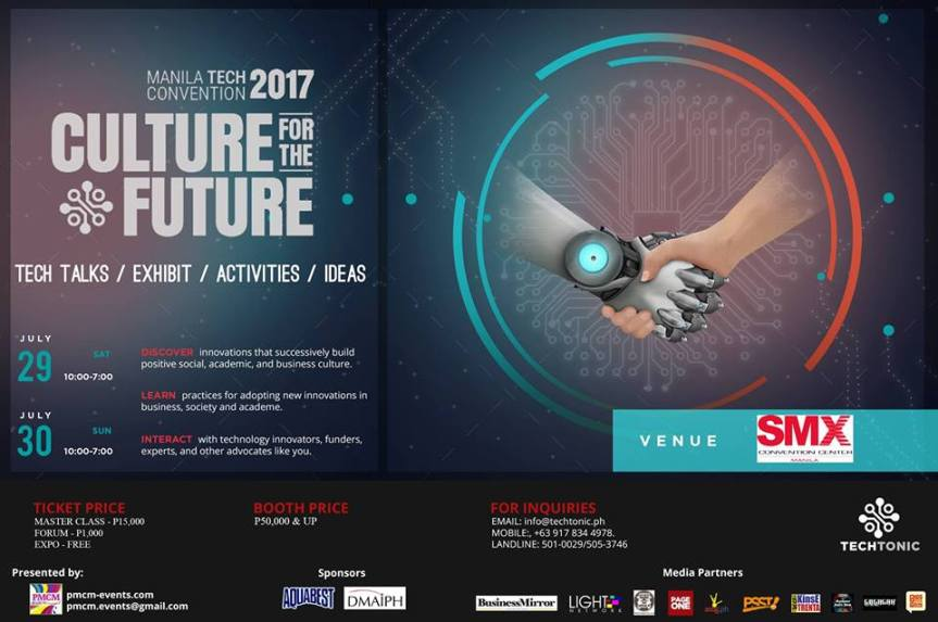 DMAIPH will be at TechTonic 2017