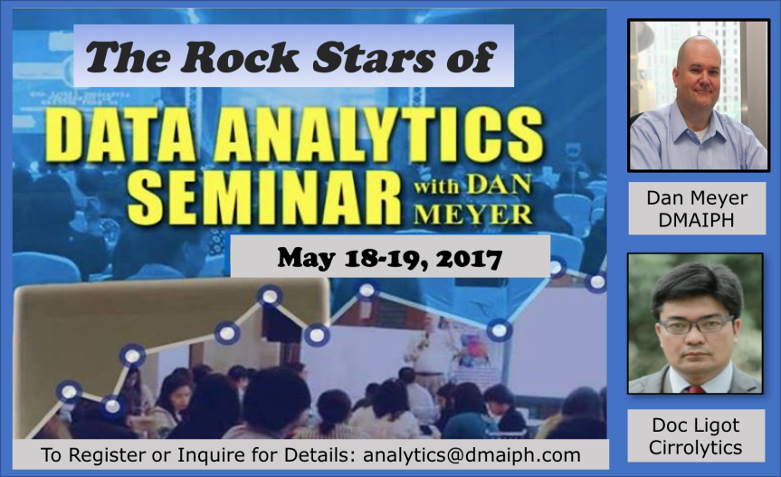 Analytics in the Philippines: It Either Happens in 2017 or It Might NeverHappen