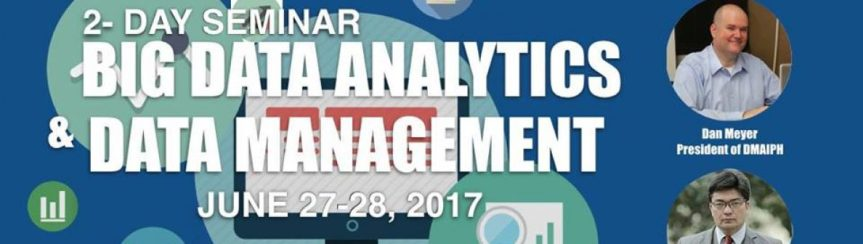 The Rock Stars of Data: Big Data Analytics & Data Management