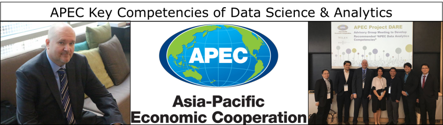 APEC Data Science & Analytics Key Competency #2: Data Visualization and Presentation