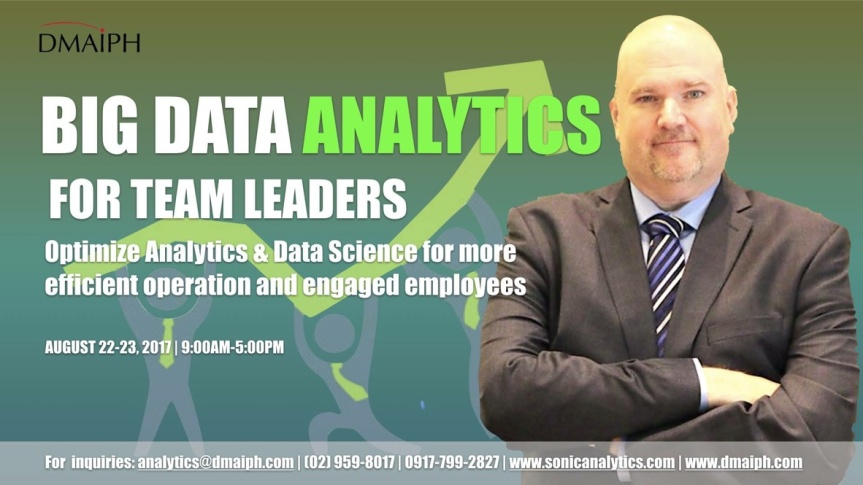 Analytics for Team Leads: Optimize Analytics & Data Science for More Efficient Operations and EngagedEmployees