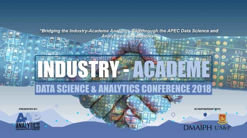 Bridging the Industry – Academe Analytics Gap through the APEC Data Science and Analytics Competencies