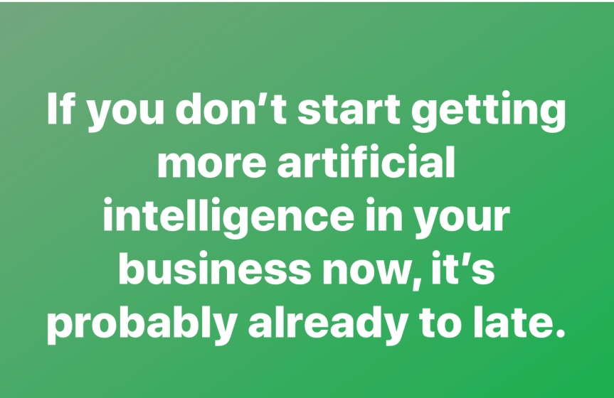 Get A.I. Ready RightNow!