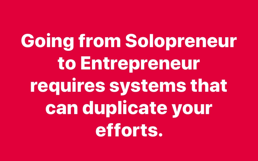 Delegate, Outsource & Automate for MassiveSuccess!