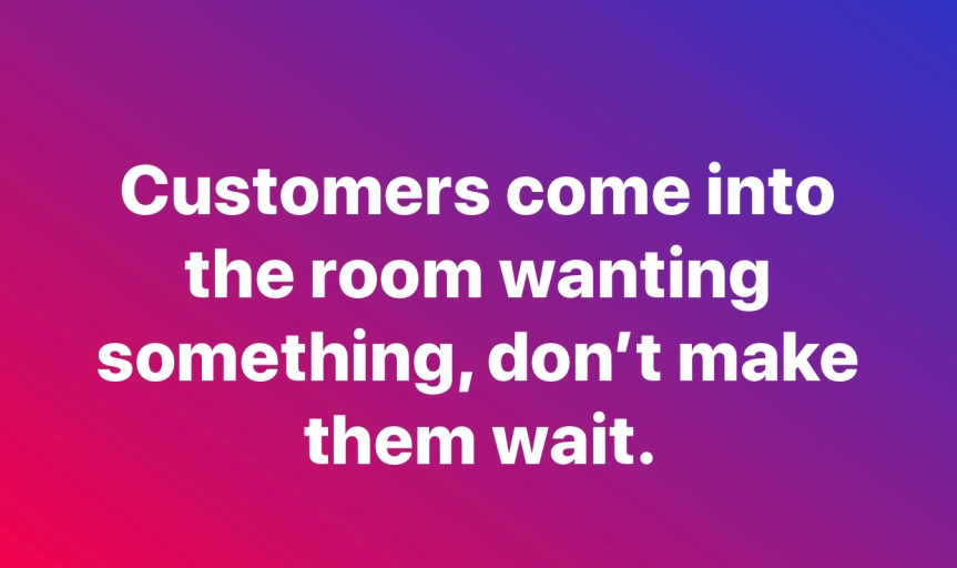 Customers Are Out There, Are You Ready?